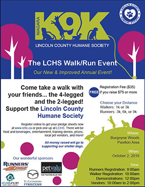 LCHS Walk/Run Event